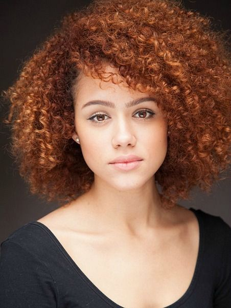Nathalie Emmanuel- Game of Thrones Natural