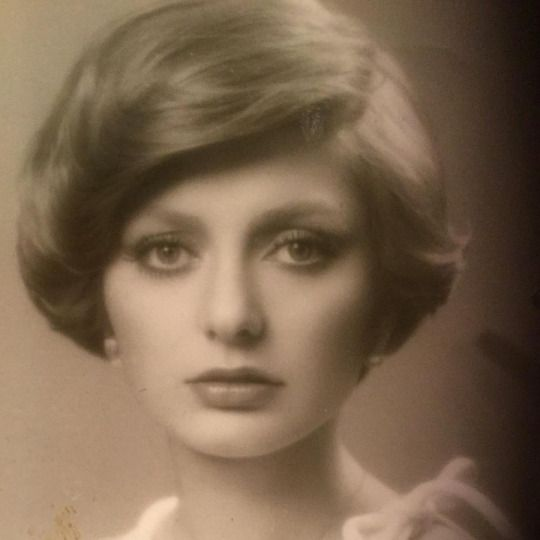 Googoosh is a very popular Iranian singer, 1970s