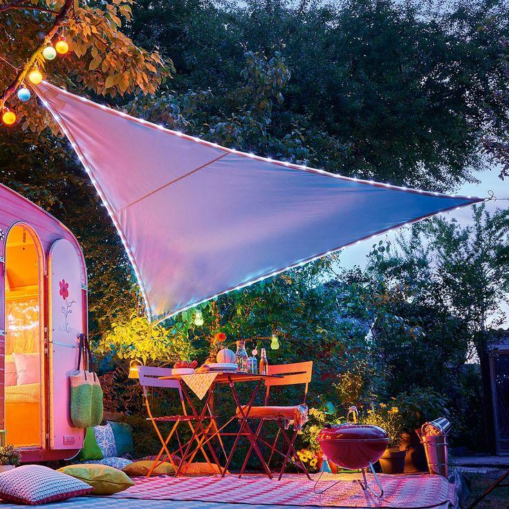 les 25 meilleures id es de la cat gorie les voiles d 39 ombrage solaire sur pinterest voile d. Black Bedroom Furniture Sets. Home Design Ideas