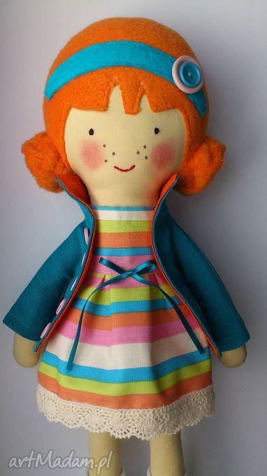 Laleczka luizka lalki dollsgallery lalka zabawka przytulanka