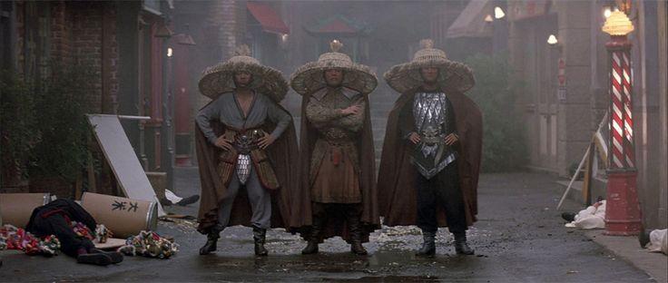 Abbiamo posto alcune domande a John Carpenter a proposito di Grosso Guaio a Chinatown, la pellicola cult di arti marziali degli anni '80.