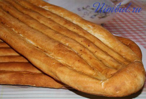 Хлеб Барбари