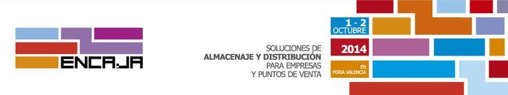 ENCAJA, Feria del almacén, la distribución y el punto de venta es un evento profesional que se celebra entre el 2 y el 3 de octubre en Feria Valencia.