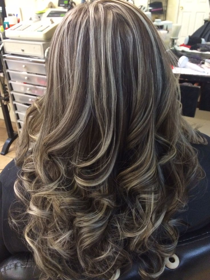 25 Best Ideas About Rayitos En Cabello Oscuro On