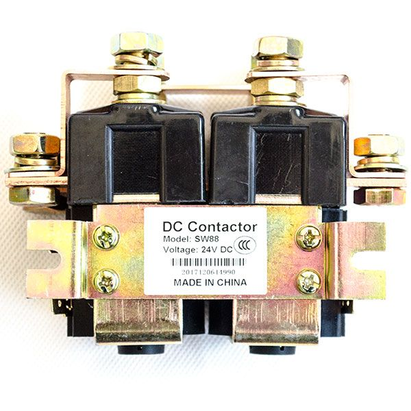 SW88 DC Contactor, not original Albright product, 12-80V
