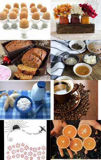 Breakfast Time! by Patricia and Dana Nowogrodski on Etsy--Pinned with TreasuryPin.com