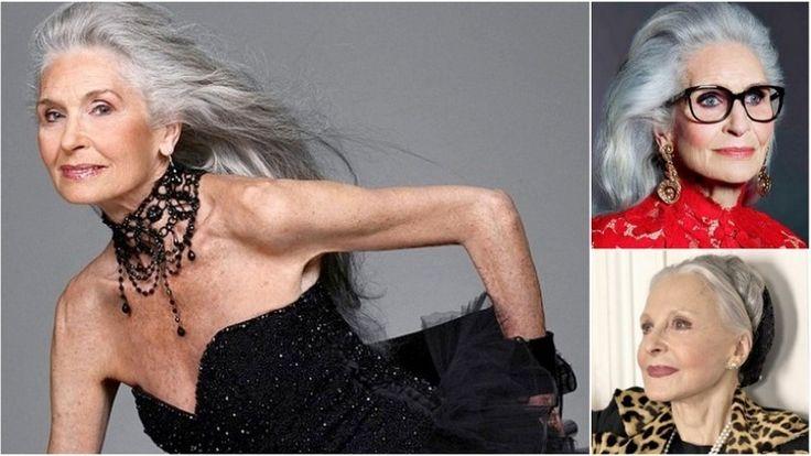 Dôchodkyne? Ani náhodou! Nádherné modelky nad 70 návrhári zbožňujú!