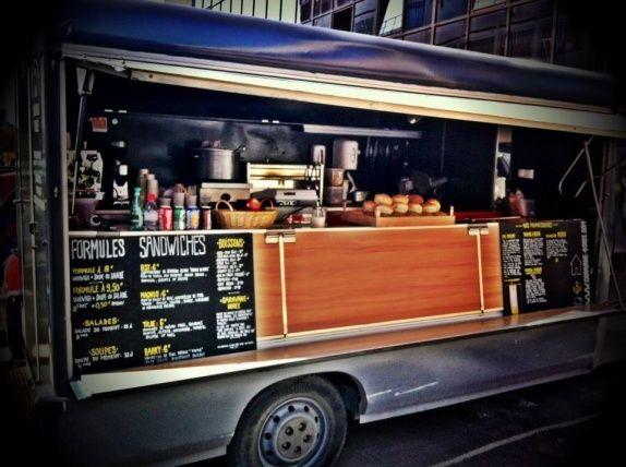 Location Food truck evenementiel à Paris | Réservez cette offre sur GoReception
