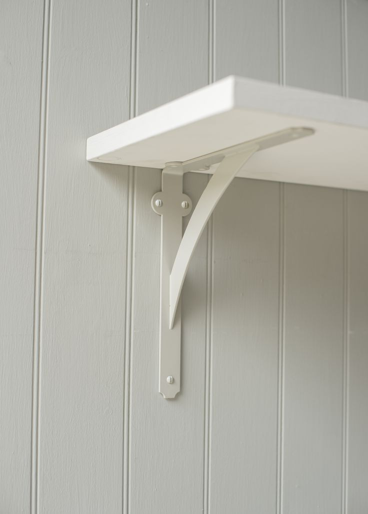 Our new Brooklands #shelf #bracket in #Clay will make a sweet addition to your #home.