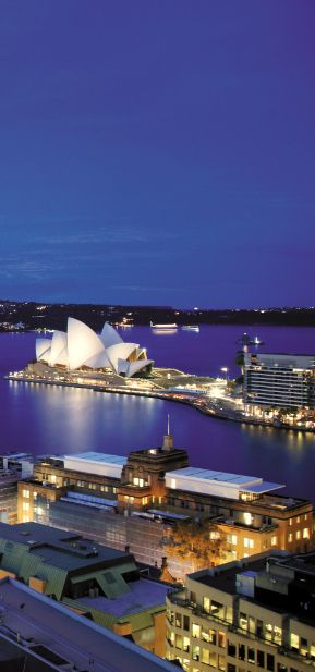 #Sydney cityscape.