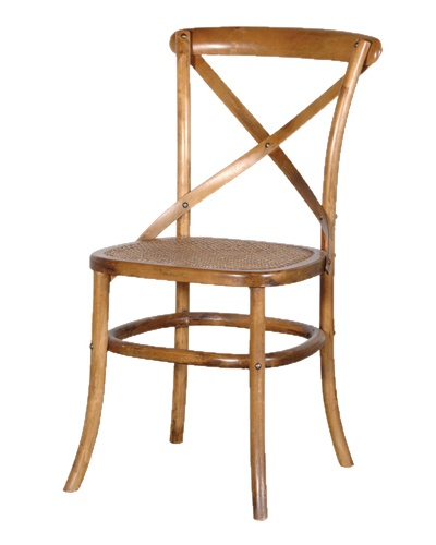 Natural Finish Dining Chair