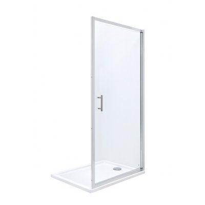 Drzwi prysznicowe jednoczęściowe 90 cm Roca Town AMP170901M