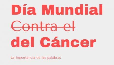 #Día Mundial del Cáncer: la campaña que promueve un nuevo léxico para la enfermedad - TN - Todo Noticias: TN - Todo Noticias Día Mundial…