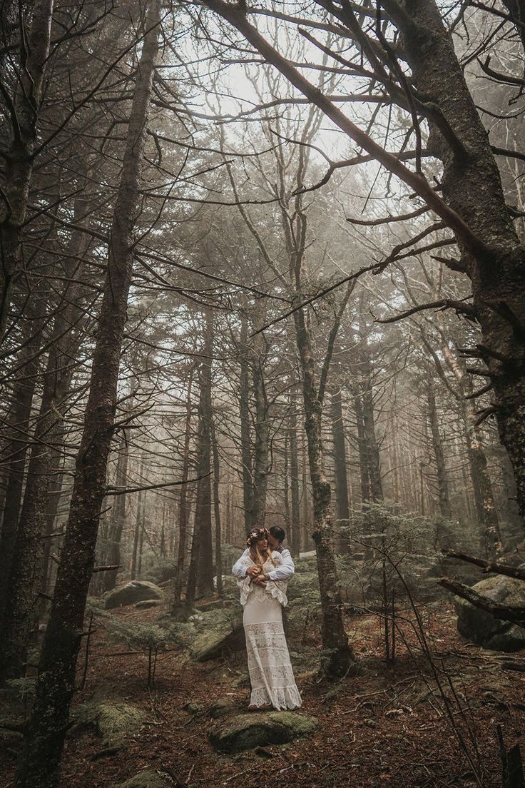 Tennessee Elopement Amazing Intimate Wedding In The