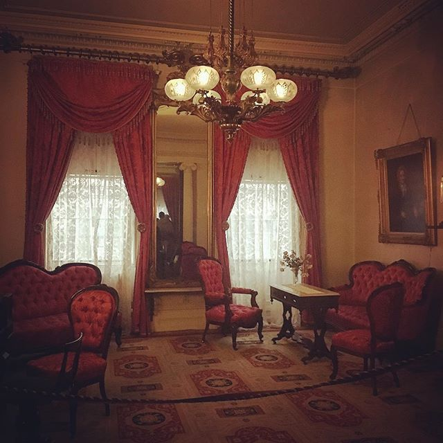 The Merchant House Last Surviving And Intact 19th Century Home Left In American InteriorParlour19th