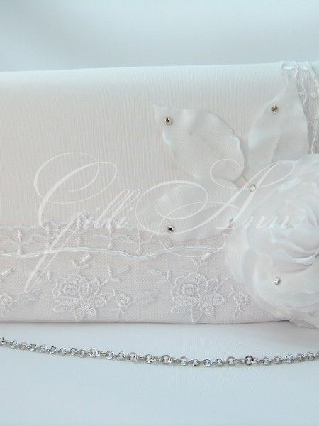 Свадебная сумочка клатч Gilliann Michelle BAG292 #weddingbag #weddingclutch