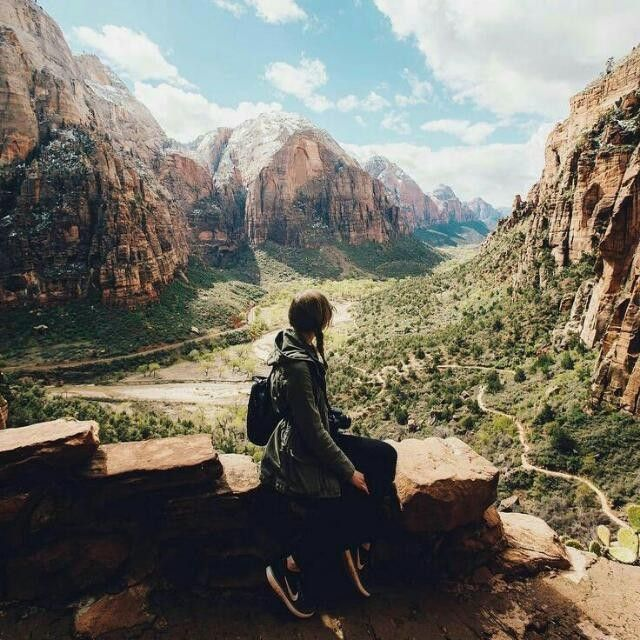 Places To Live Near Zion National Park: Pin By Josie Trudgeon On Outside