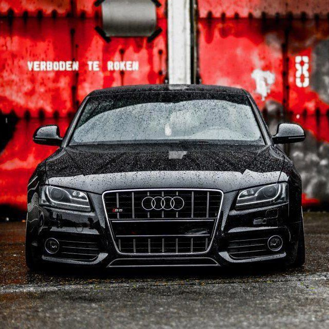 This makes me miss my Audi...
