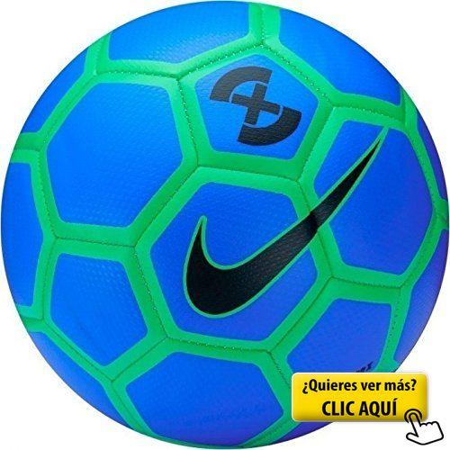 Balón Fútbol Sala Nike Menor X Azul/Verde #balon #sala