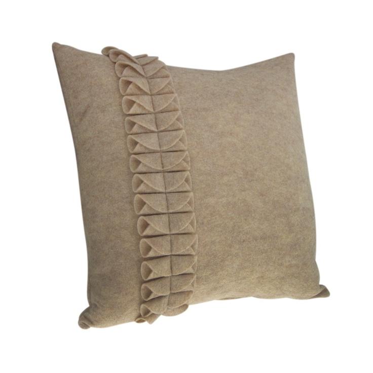 Wool Blend Felt Pillow♥