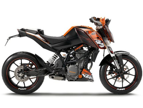 View Ktm Duke Price, Ktm Duke models, Read Ktm Duke reviews, Price: Rs 132200, Average: 10 kmpl.