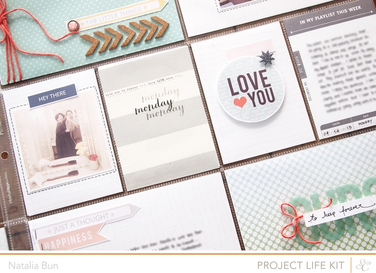 blinksoflife - grey and white striped card for the win!