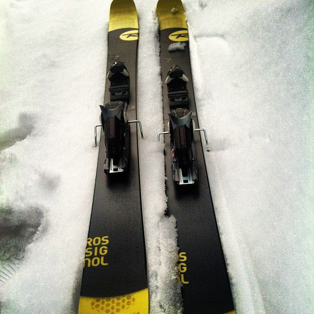 introducing the new #Rossignol Soul7!