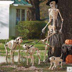 Grandin Road's Halloween Haven