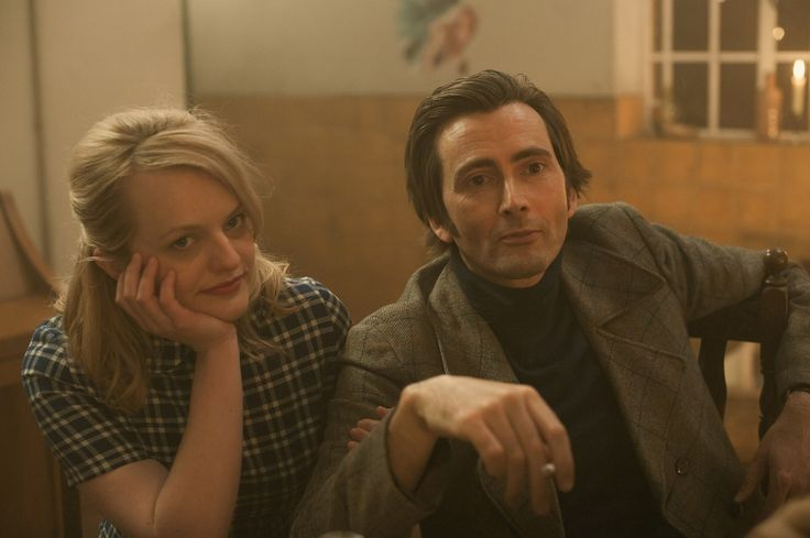 Some new stills from David Tennant's upcoming film, Mad To Be Normal, have been released by GSP Studios .   Mad To Be Normal is set in th...