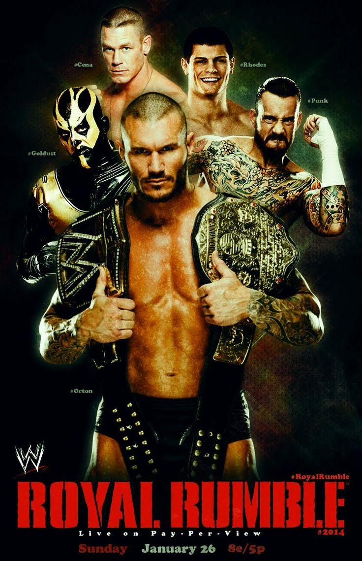 Royal Rumble 2014  Review!