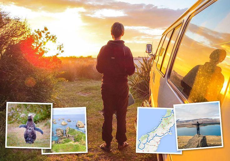 +++Road Trip Neuseeland+++ 10 Blogger verraten dir die besten Routen, Reisetipps und Highlights für die Nord- und Südinsel mit Karten und allen wichtigen Infos!
