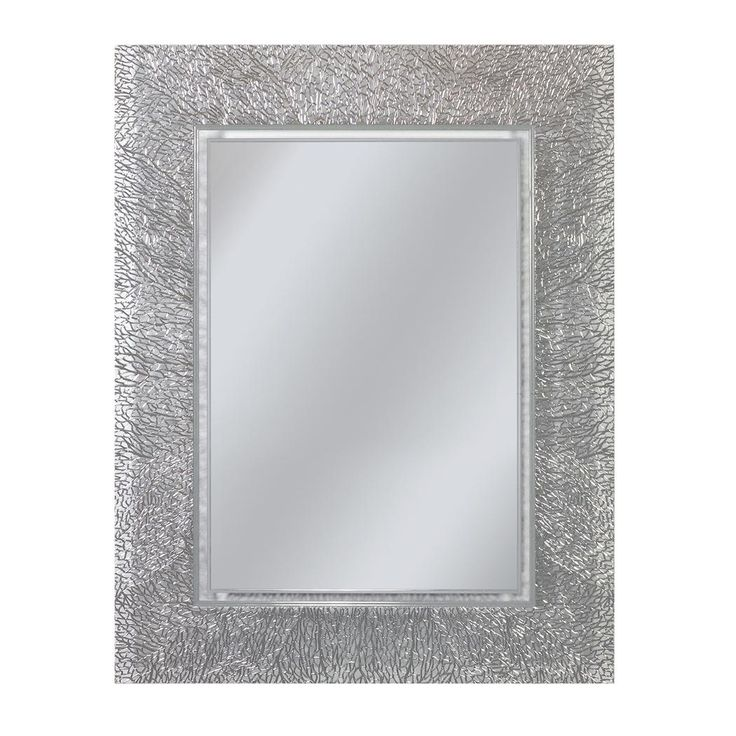 Coral Rectangle Wall Mirror (8251)