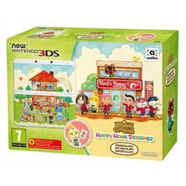 New Nintendo 3DS + Animal Crossing: H. H. Designer