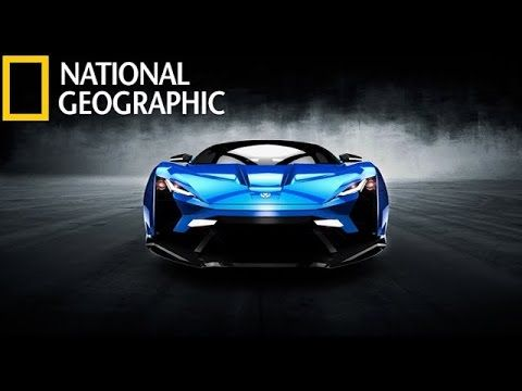 Koenigsegg Megafactories National Geographic 2015 HD