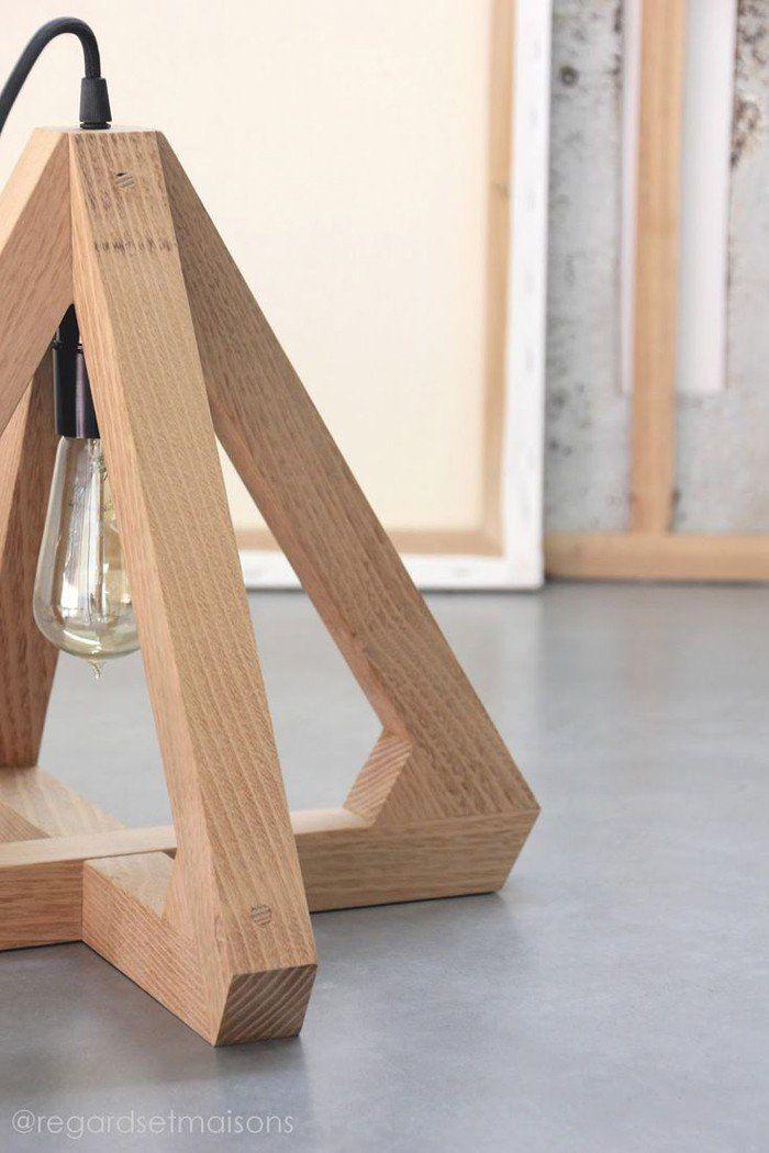 die besten 25 stehleuchte holz ideen auf pinterest baumscheiben kaufen corner light und led. Black Bedroom Furniture Sets. Home Design Ideas