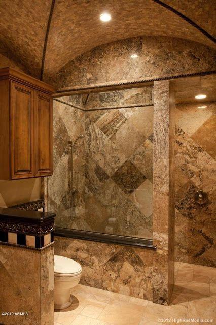 Magnificent Tuscan Style Mansion in Scottsdale, Arizona | Elegant Residences #LGLimitlessDesign & #Contest LOVE IT