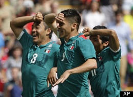 Mexico Defeats Brazil To Win Olympic Gold Medal In Men's Soccer