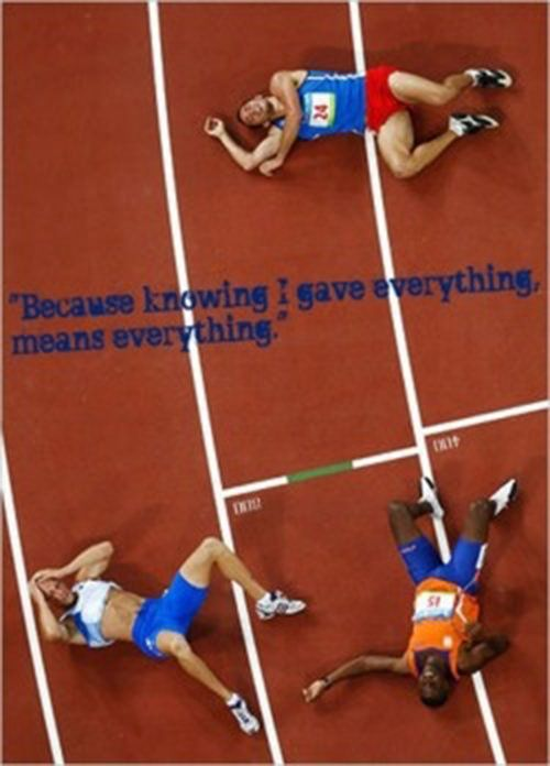 Running Matters #78: Because knowing I gave everything means everything.