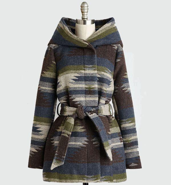 Cowgirl - Southwestern Coats