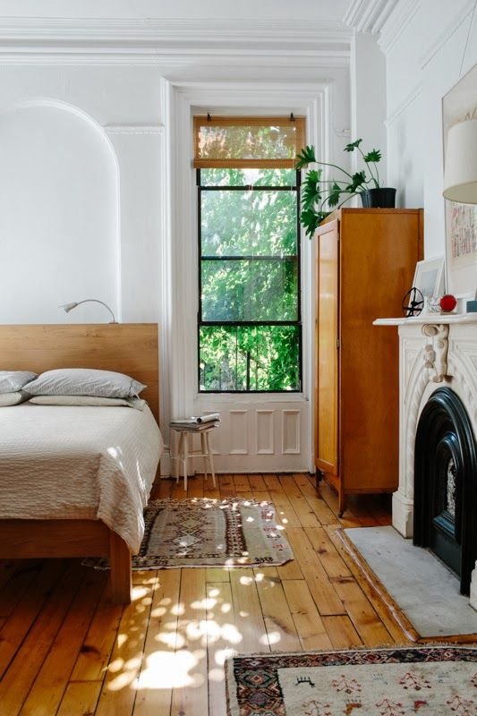 Brooklyn brownstone house tour