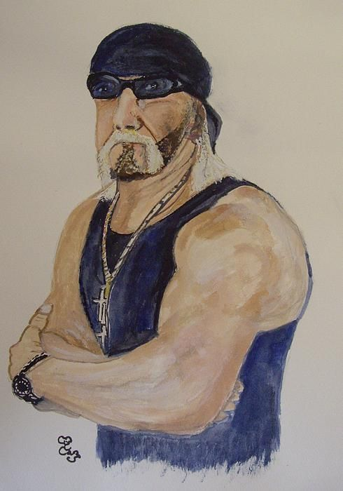 Hulk Hogan, wrestler and actor