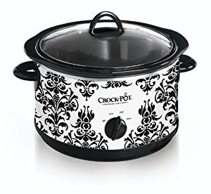 Amazon.com: Crock-Pot 4-Quart Oval Manual Slow Cooker, Red: Kitchen & Dining