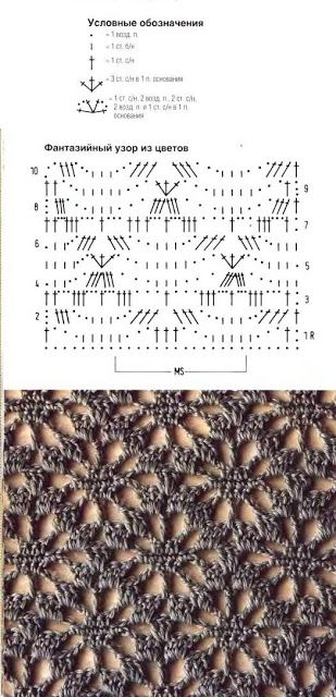 Crochet jabot | DODA CROCHET. Filet Crochet..looks like a flower.