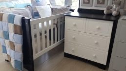 Tony BABY COT  | Cot beds | Baby Nursery Furniture in Johannesburg South Africa