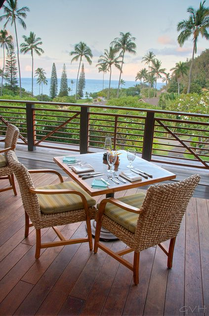 Since we've had the opportunity to visit all the islands, we've noticed Maui has more than its fair share of great Hawaii restaurants. On top of the ono (delicious) food, many of Maui's restaurants also have beautiful views to enjoy while dining. That's definitely a bonus to enjoy when you are...