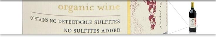 Frey Wines  -   Organic Wine, No Sulfites Added