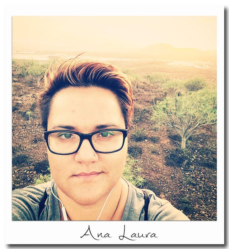 Conoce a nuestra directora y profesora de informática, Ana Laura Santana, en pinterest.com/anasanra
