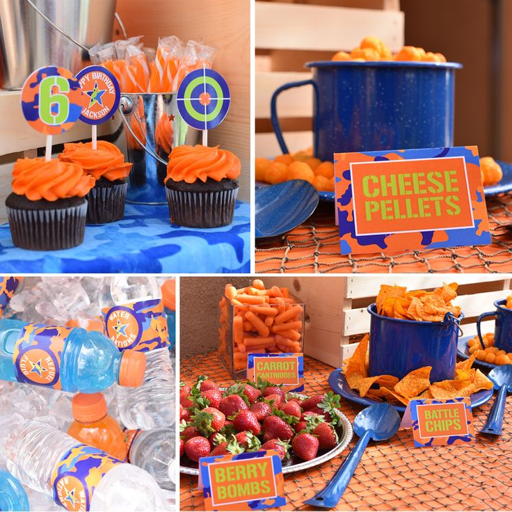 25 best ideas about Nerf war on Pinterest | Nerf party, Nerf .