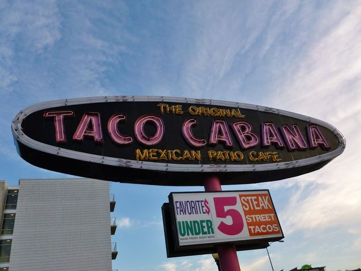 Taco Cabana. Austin, Texas