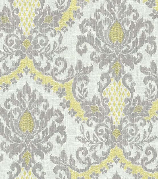 Home Decor Fabric-Waverly Bedazzle Silver Linning, , hi-res